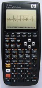 เครื่องคิดเลข HP-50G