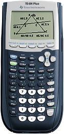 เครื่องคิดเลข TI84-Plus