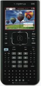 เครื่องคิดเลข TI Nspire CX CAS