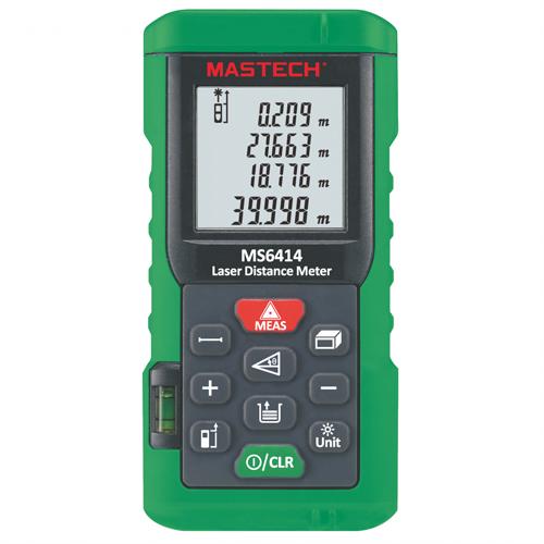 เครื่องวัดระยะเลเซอร์ MASTECH รุ่น MS6414