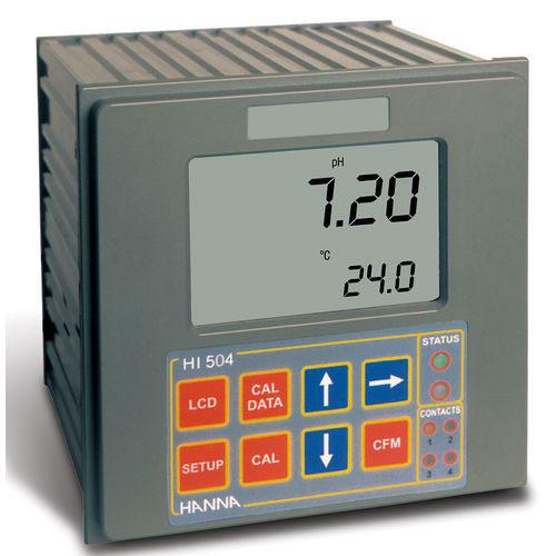pH Controller HI504222