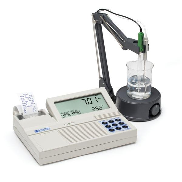 pH meter แบบตั้งโต๊ะ HI122