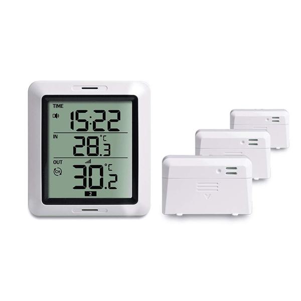 เครื่องวัดอุณหภูมิ ECOWITT WH0281A