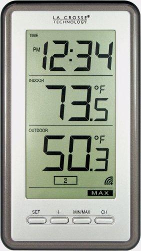 เครื่องวัดอุณหภูมิ La Crosse WS-9160U-IT