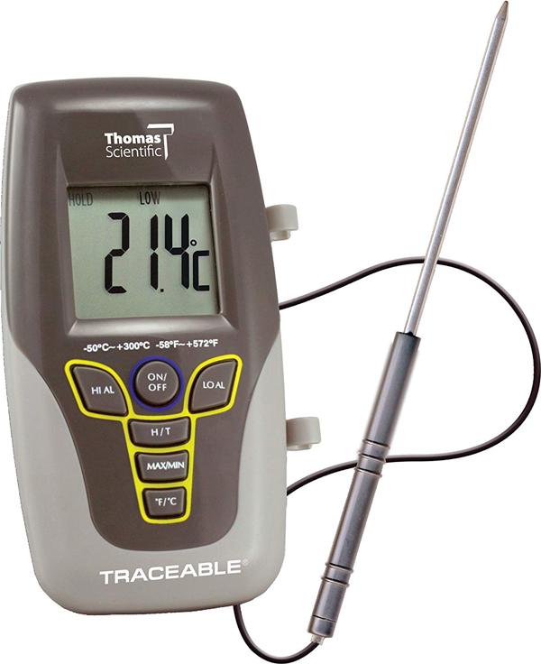 เครื่องวัดอุณหภูมิ Thomas 4430