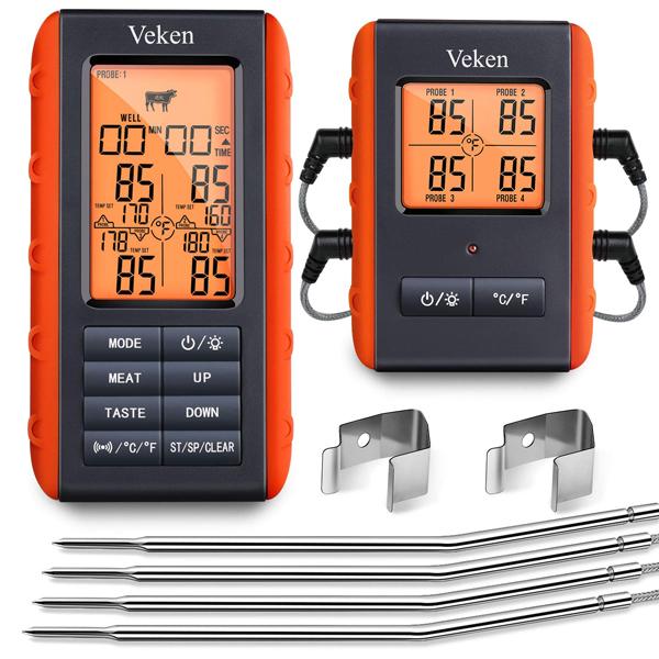 เครื่องวัดอุณหภูมิ Veken