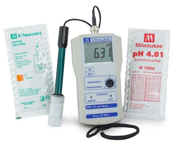 การสอบเทียบ pH meter