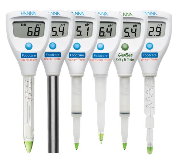 หลักการทำงานของเครื่องวัดค่า pH Meter