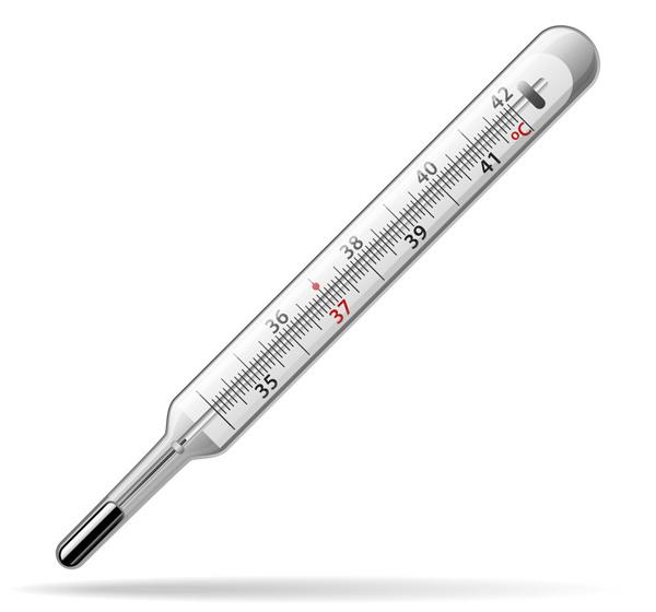 เครื่องวัดอุณหภูมิปรอท
