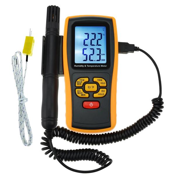 เครื่องวัดอุณหภูมิโดยใช้เทอร์โมคัปเปิล