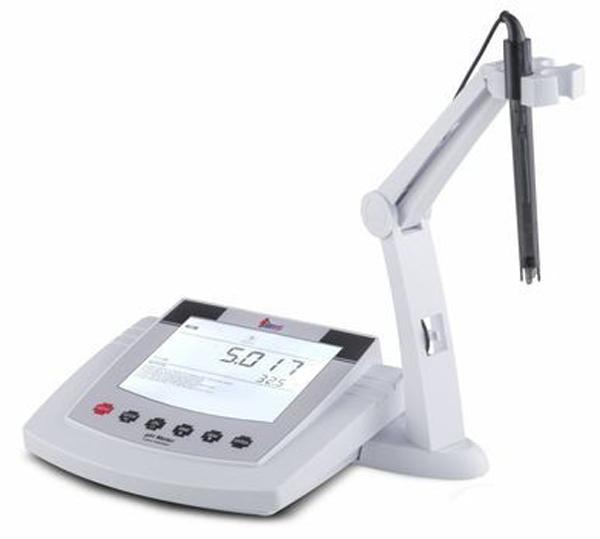 pH meter แบบตั้งโต๊ะ